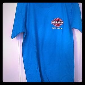 Harley Davidson t shirt from D.R.